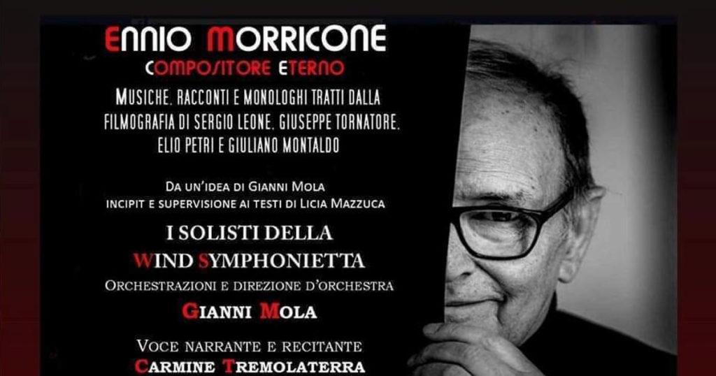 Evento Ennio Morricone compositore eterno-domus-ars