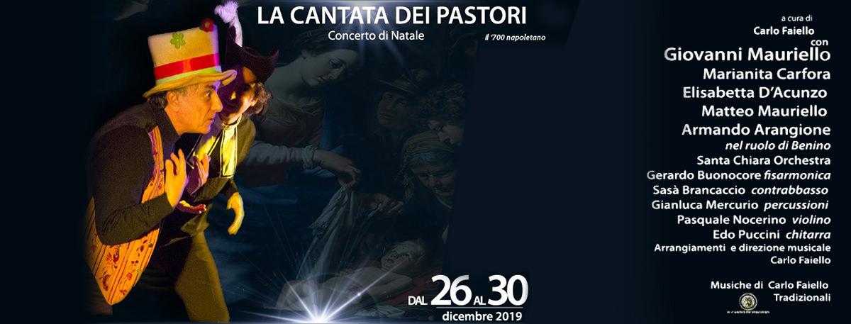 Slide La cantata dei pastori Domus Ars
