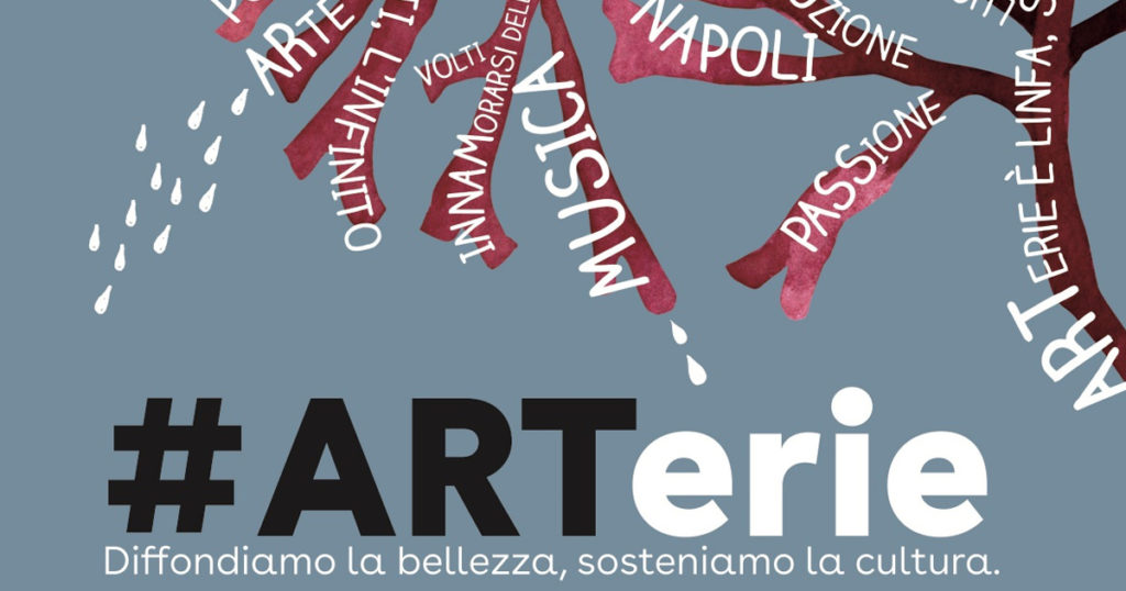 Evento Arterie Estate a Napoli - Domus Ars